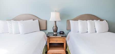 Accessible Double Queen Room Gulf Front Featured Image