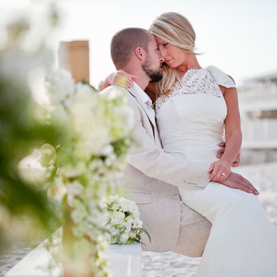 Beachside Resort Panama City Beach Weddings