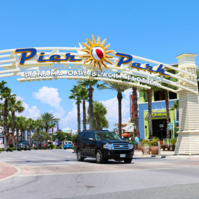 pier park panama city beach fl