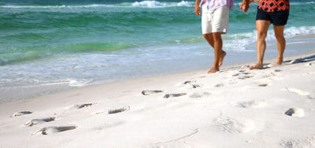 Beachside Resort Panama City Beach FL Romance